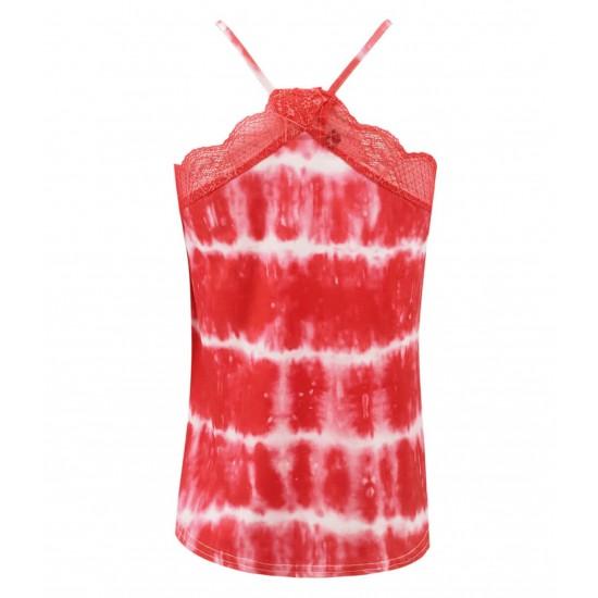 Camiseta sin mangas para mujer con cuello en V CAM00002B
