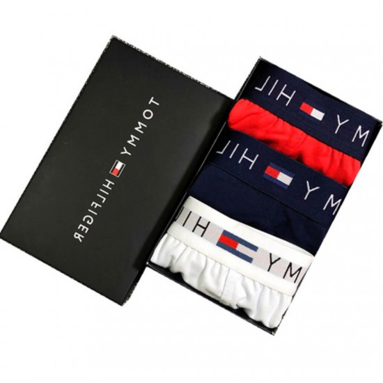Boxers Tommy Hilfiger, azul oscuro BOX00004D