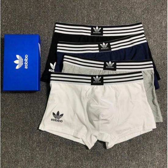Boxers Adidas, gris BOX00005A