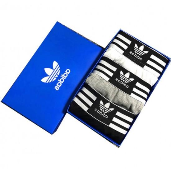 Boxers Adidas, negro BOX00005B