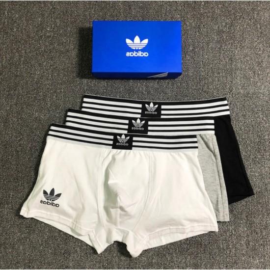 Boxers Adidas, blanco BOX00005C