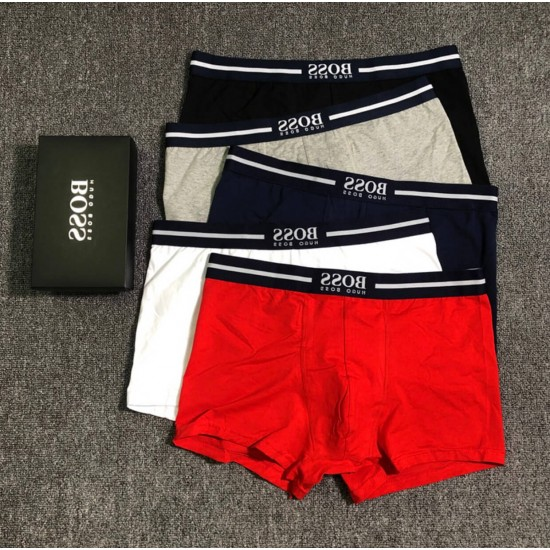Boxers BOSS, gris BOX00006A