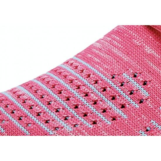 Tenis de malla transpirable, deportivo, con cordones, cómodos, ligeros, para correr ZAP00006A