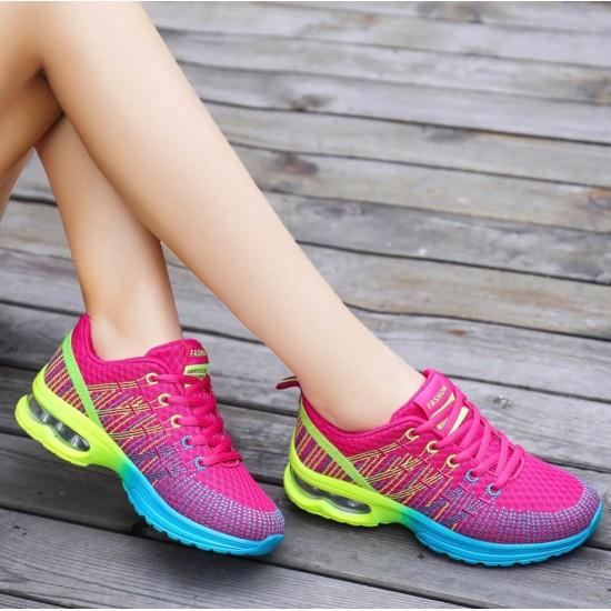 Zapatillas de tenis ligeras para correr, transpirables ZAP00030A