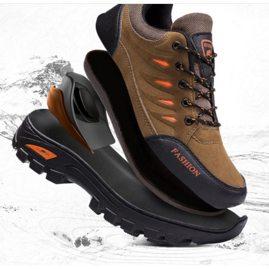 Zapatos de Senderismo Resistente al Agua, Antideslizante, Ligero ZAP00049A