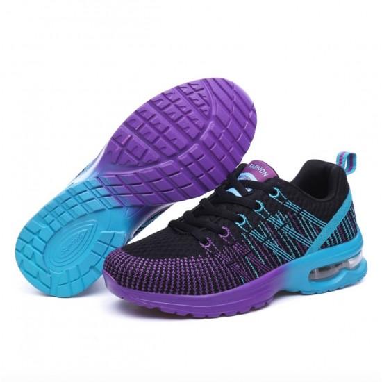 Zapatillas de tenis ligeras para correr, transpirables ZAP00030B