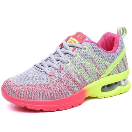 Zapatillas de tenis ligeras para correr, transpirables ZAP00030C
