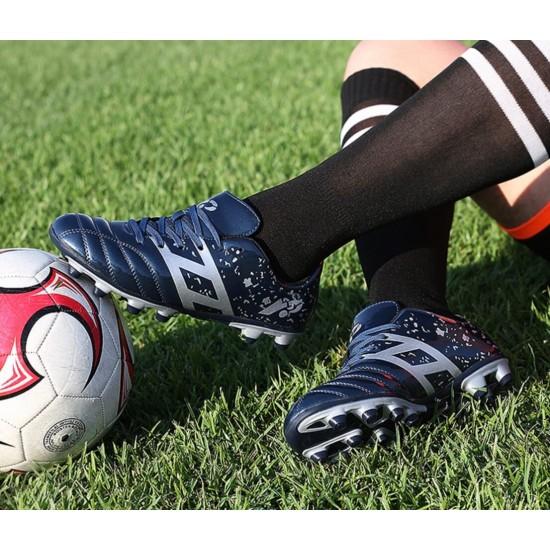 Tacos de futbol, cancha abierta, con medias ZAP00021A
