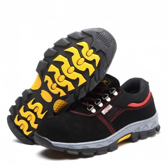 Zapatos de trabajo estilo tenis, impermeables, suela antideslizante ZAP00028