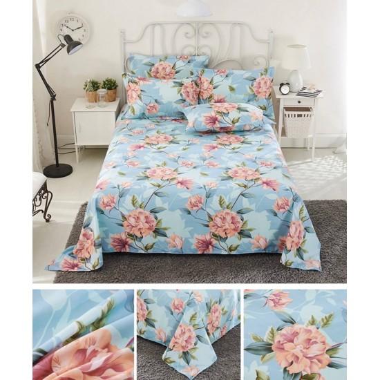 Ropa de cama, sábana y dos fundas SAB00005L