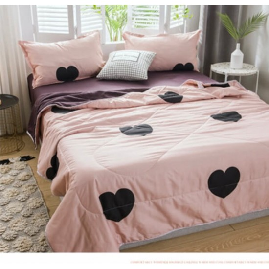 Ropa de cama de alta calidad, juego de 4 piezas SAB00007E