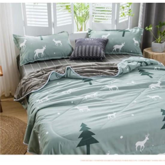 Ropa de cama de alta calidad, juego de 4 piezas SAB00007S