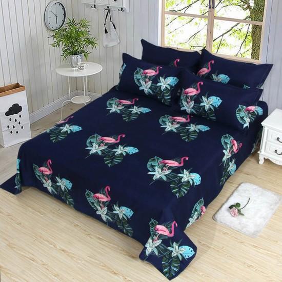 Ropa de cama, sábana y dos fundas SAB00005B