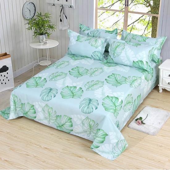 Ropa de cama, sábana y dos fundas SAB00005M