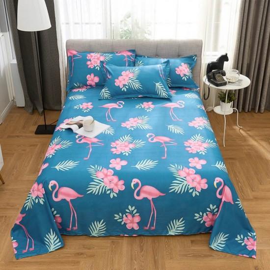 Ropa de cama, sábana y dos fundas SAB00005C
