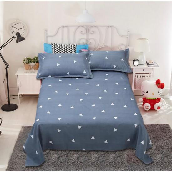 Ropa de cama, sábana y dos fundas SAB00005N