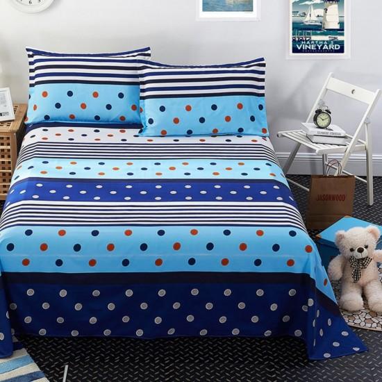 Ropa de cama, sábana y dos fundas SAB00005D
