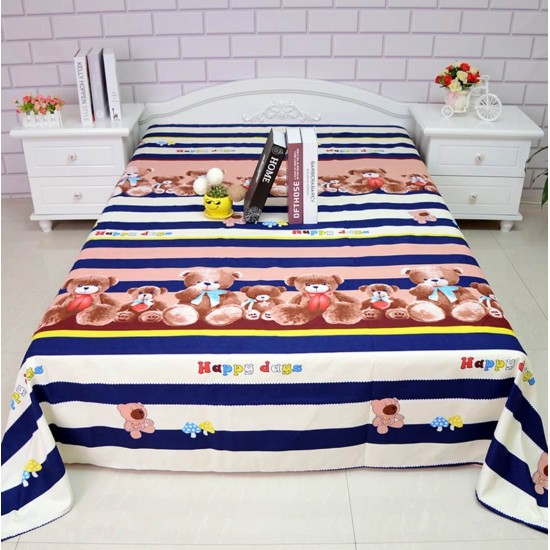 Ropa de cama de alta calidad, sábana y dos fundas, juego de 3 piezas SAB00010B