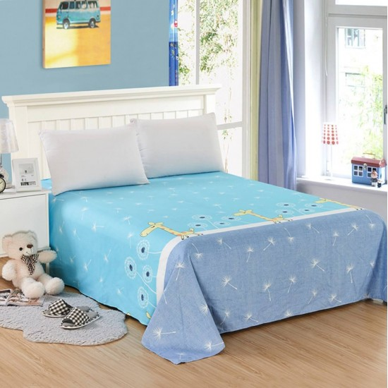 Ropa de cama, sábana y dos fundas SAB00005F