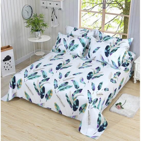Ropa de cama, sábana y dos fundas SAB00005R
