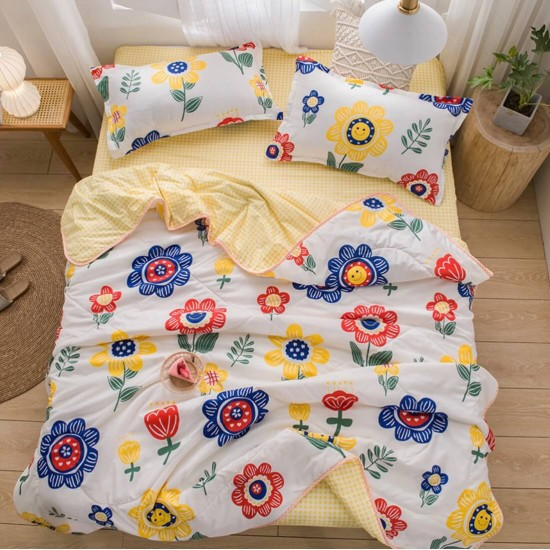Ropa de cama de alta calidad, juego de 4 piezas SAB00007L