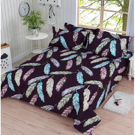 Ropa de cama, sábana y dos fundas SAB00005G