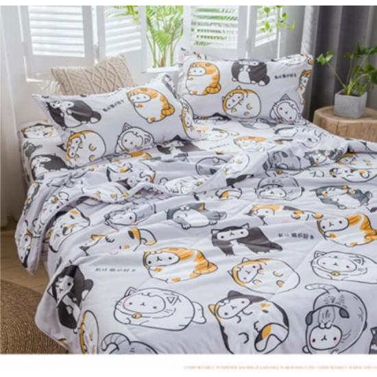 Ropa de cama de alta calidad, juego de 4 piezas SAB00007M