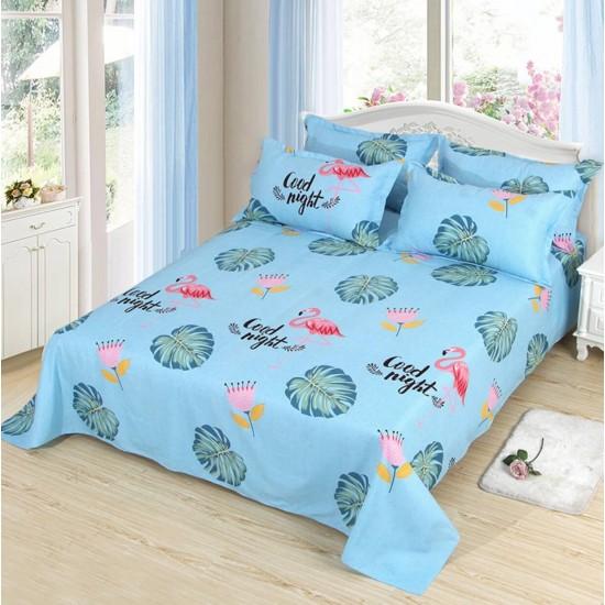 Ropa de cama, sábana y dos fundas SAB00005H
