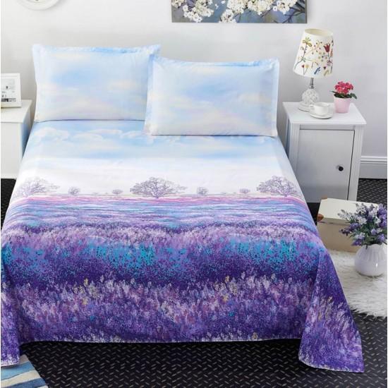 Ropa de cama, sábana y dos fundas SAB00005J