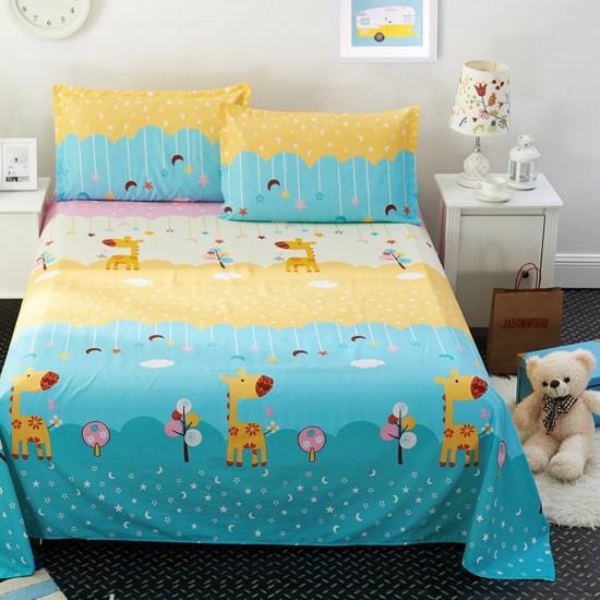 Ropa de cama, sábana y dos fundas SAB00005V